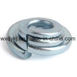 DIN127 파란 백색 Z/P 강철 용수철 자물쇠 세탁기