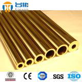 Tubo de calor de cobre C65100 Cusi1 Tubo de latón