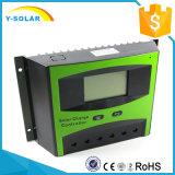 regulador Ld-50b de la carga del panel solar de la entrada de información 1200W de 50A 12V/24V Máximo-PICOVOLTIO