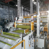 Разрезающ линию сталь 3mm толщиной и ширину 1600mm автоматического Slitter крена