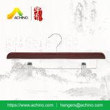 Gancho de madeira de venda quente da saia (WPSH006-A)