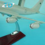 Modello della resina del Awacs del combattente B707 del Boeing