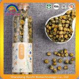 De droge Gele Chrysant ontluikt de Dranken van de Thee van Bloemen