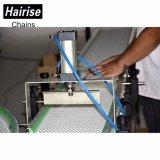 Industriële Transportbanden van de Zeep van de Riem van het Voedsel van de Afwasmachine van Hairise de Horizontale