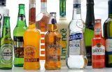 Fábrica produciendo todas las clases de etiqueta autoadhesiva de la botella de cristal