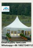 Шатер Pagoda напольного алюминиевого ветра рамки упорный прозрачный для венчания