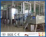 Planta de leite pasteurizada / linha de leite fresco / equipamento de processamento de leite fresco