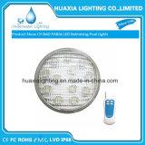 LED de alta potencia bajo el agua de la luz de la piscina (HX-P56-H18W-TG).
