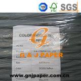 100 gramos Color papel offset en 500 hojas por resma