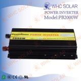 2000W 12V Gleichstrom beweglichen Solarinverter zum Wechselstrom-220V