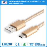 Nieuwe Aankomst type-C/voor Snelle het Laden van de Gegevens van iPhone Kabel USB