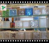 Het het gekleurde Glas van het Blok en Blok van het Glas van Glas Yaohua