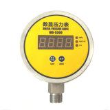 MD-S300d Indicateur de pression numérique à haute précision en eau, pétrole, gaz