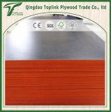 Fabrik-Verkauf filmen direkt gegenübergestelltes Furnierholz mit roten Rändern