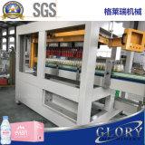 Máquina automática de embalagem de caixa / caixa para garrafas de vidro ou pet