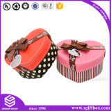 Carton en carton Round Cosmetic Emballage au chocolat Gift Paper Box