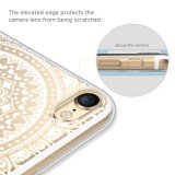 Cámara funda protectora de recorte móvil para el iPhone 7