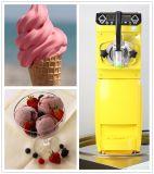 1. Gutes Feed-back-schnelle einfrierende Thailand-Eiscreme-Maschine