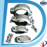 Acoplamento da carcaça do conetor da câmara de ar da braçadeira do encaixe de tubulação 304 do aço inoxidável 316