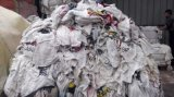 Katoenen van de Kwaliteit van de premie Witte Vodden die Vodden in de Concurrerende Kosten van de Fabriek afvegen