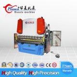 Dobladora electrohidráulica de la alta precisión del control del CNC del servo de Wd67k