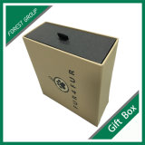 Matt Finish Gift Packing Paper Carton Box (FOREST PACKING 022)