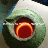 cobre de la inducción 15kw y horno fusorio del oro