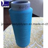 Filato del filamento tinto stimolante di DTY 300d/144f Ployester