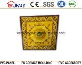 Hete Verkoop 595*595*7mm de Comités van het Plafond van pvc in Haining voor Irak