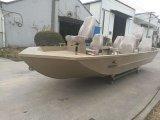 Botes de aluminio para el bajo y Panfish (LURE3-17)