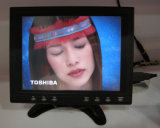 8 монитор касания дюйма TFT LCD 4-Wire сопротивляющий
