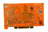 PWB da placa de circuito 8layers de 1.6mm com dedo do ouro e HASL