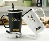 Cuvette en céramique de lait de cuvette de café de cuvette de thé de tasse colorée