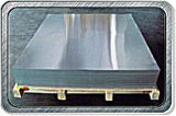 Normales Aluminiumblatt (A1050 1060 1100 3003 H14 H24)