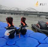 Flitの工場ウォータージェットのフライヤの靴