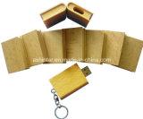 USB3.0 Catálogo de madeira da Unidade Flash USB