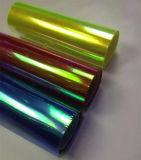 Película del tinte de la linterna del coche del camaleón de 10 colores