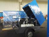 A Atlas Copco Liutech 178cfm Compressor de Ar Diesel pequenos