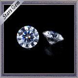 De duidelijke Witte E/F Diamant Moissanite van de Kleur 1.5carat