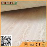La naturaleza de alta calidad para muebles de madera contrachapada de fantasía de teca