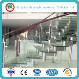 ISO를 가진 Tempered 문 유리 또는 테이블 유리 외벽