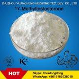 Sichere Alpha-Methyl- Testosteron CAS 58-18-4 der Anlieferungssteroide 17 für Bodybuilding und das Fischführen