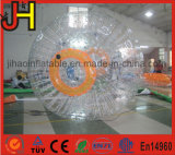 Double Entrance Inflatable Walking Zorb Ball for Sport Game
