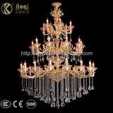 Heiße Verkaufs-goldene Zink-Legierungs-Kristallleuchter-Licht
