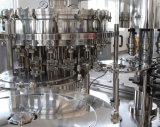 Relleno que se lava de la máquina de rellenar y capsular de 3 en 1 máquina para la soda o el jugo