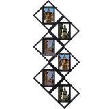 Пластичной Multi картинная рамка украшения Openning домашней установленная стеной