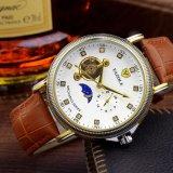 379 het Polshorloge van de luxe voor Mensen maakt het Mechanische Horloge van Mensen waterdicht