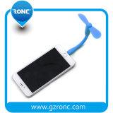 Qualitäts-Weihnachtsgeschenk beweglicher USB-Minimikroventilator-Handy