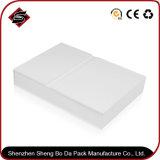 Boîte de papier de carton plat personnalisé avec couvercle magnétique