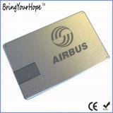 Алюминия кредитную карту USB (XH-USB-012М)